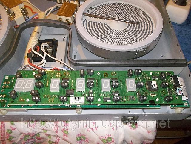 Коптит ремонт газовая плита